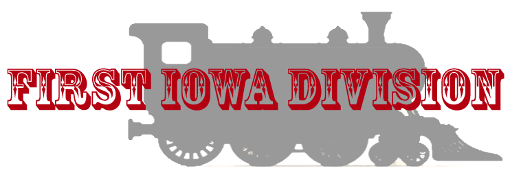 First Iowa Division Logo